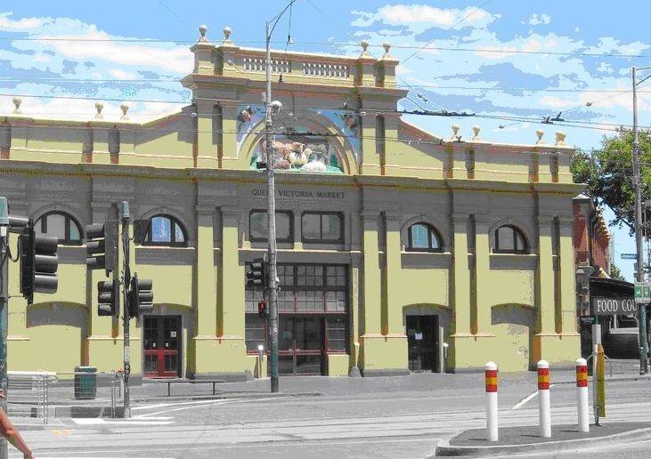 Queen Victoria Market SOHE 2008