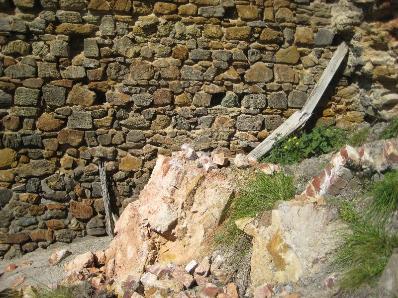 Bell Point Lime Kiln, September 2011