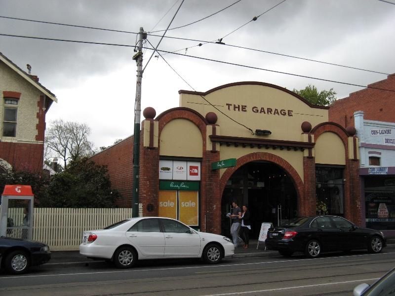 Former Hawthorn Motor Garage