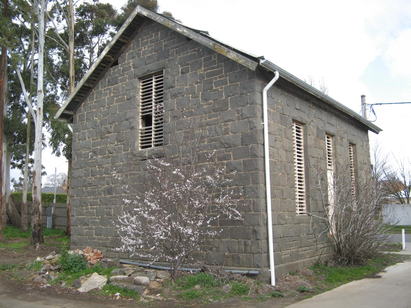 Stables March 2010
