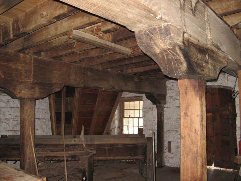 Mill interior Aug 2009