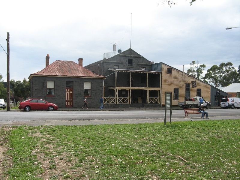 Piper Street view of the complex March 2010