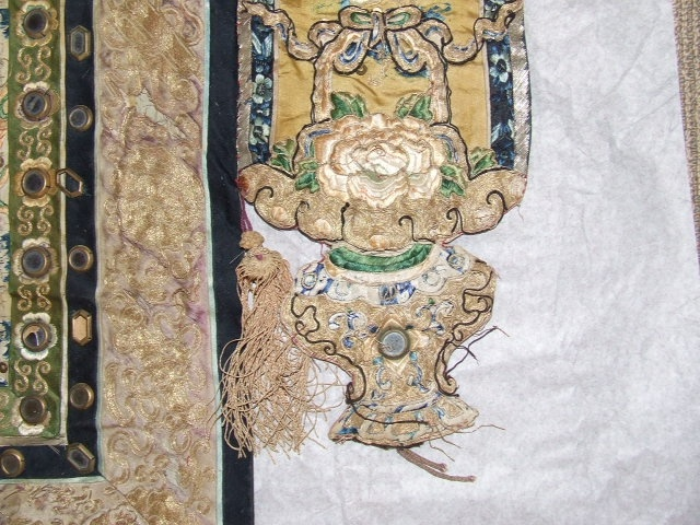 Chinese Banner Detail