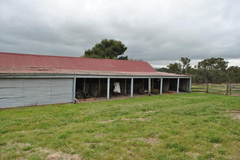 Woodlands Homestead, 2011