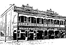 Reids Coffee Palace - Film 6 / Frame 35 - Ballarat Conservation Study, 1978