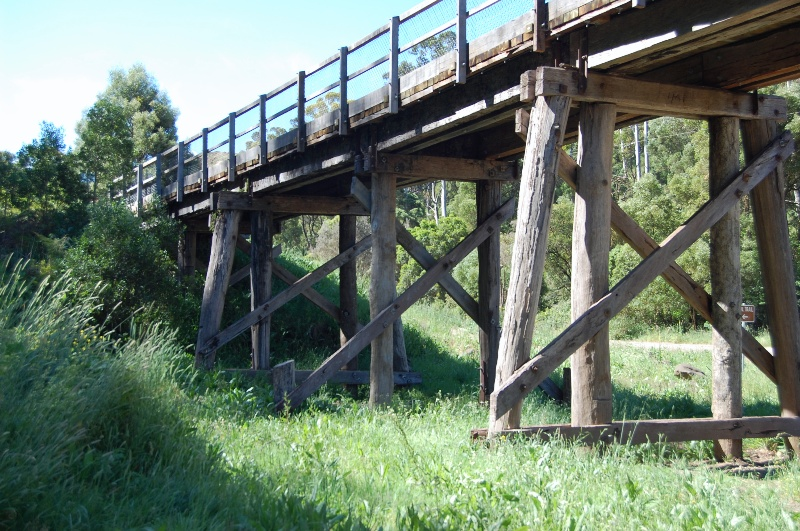 B3711 Curdies River Railway Bridge