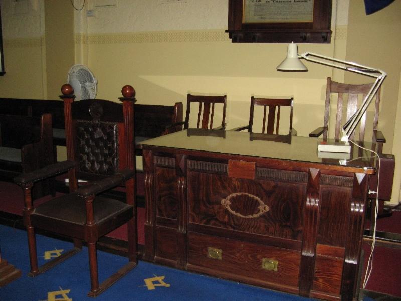 Lodge Room furniture 2011