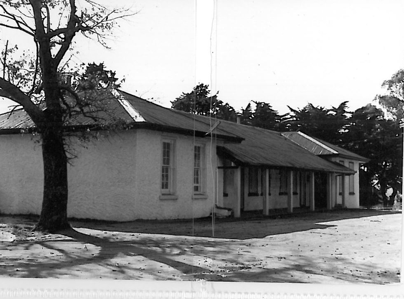 Administration Building, Lake Tyres Aboriginal Mission