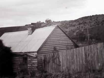 B3118 Outbuildings Caroline Chisholm Shelter