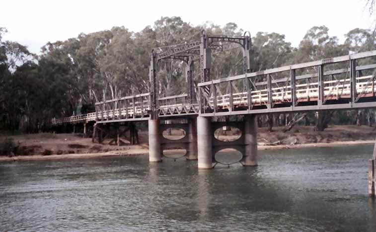 B6942 Cobram Bridge