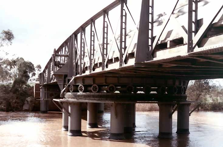 B2379 Swing Bridge