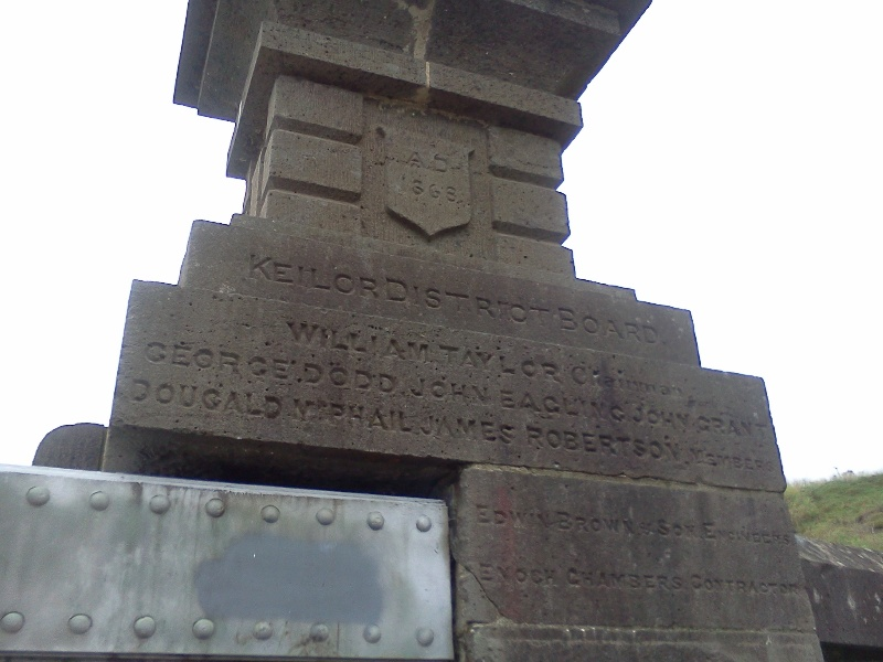 B1836 Iron Bridge Keilor