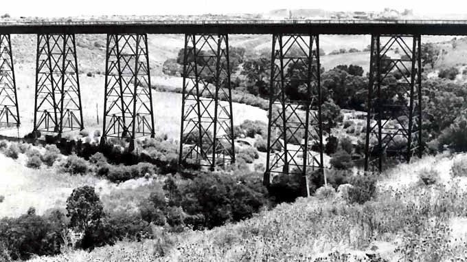 B5235 Railway Viaduct