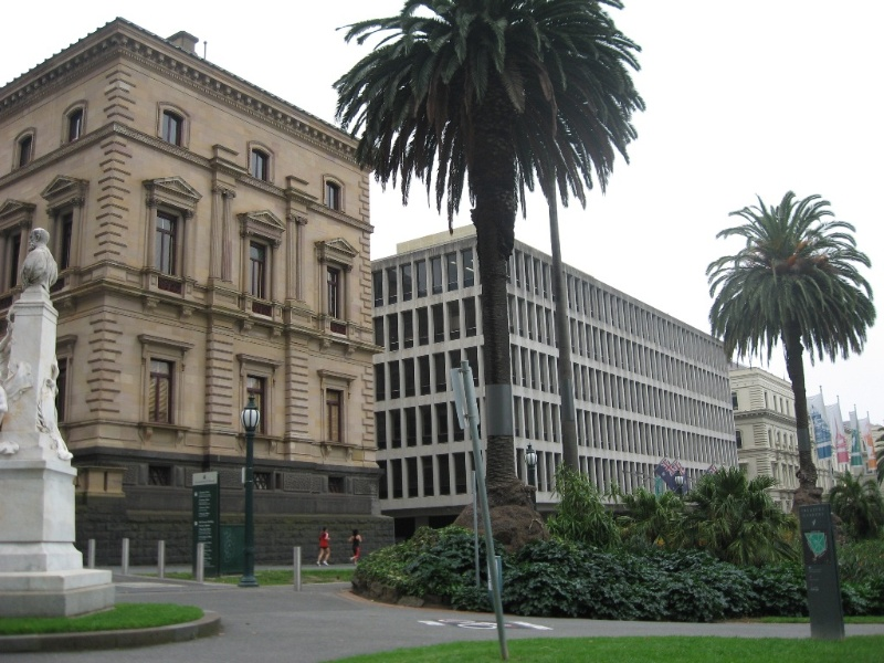 State Government Offices Treasury Precinct, April 2012.JPG