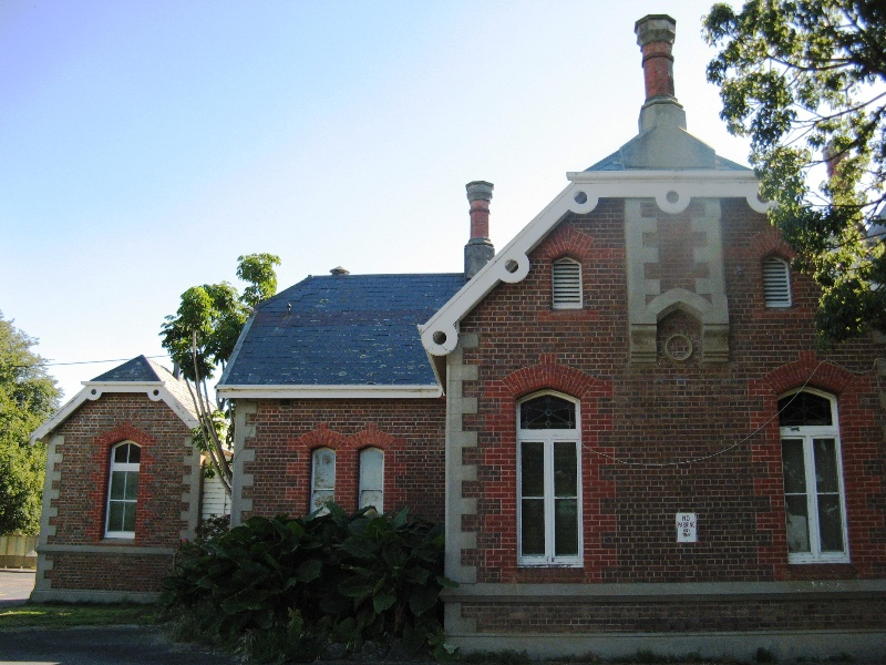 Bairnsdale Hospital south wing & contagious diseases ward