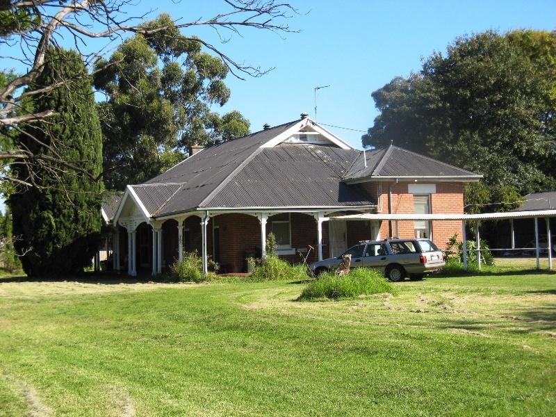 Bairnsdale Hospital nurses' home