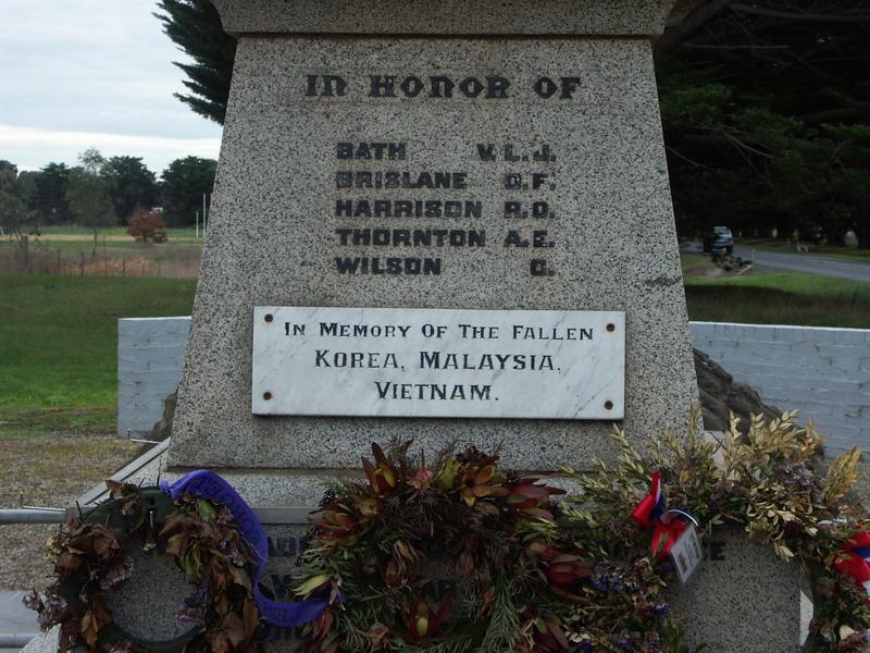 War Memorials, 2012.