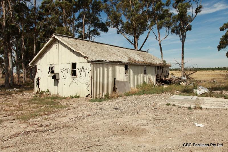Clean-up re. aspestos 2012
