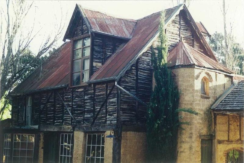 Montsalvat Hillcrest Ave Eltham 05 - Shire of Eltham Heritage Study 1992