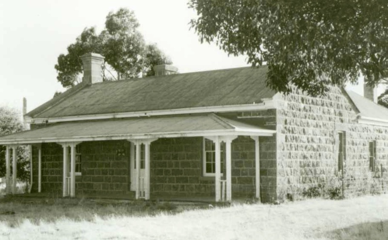 B1135 Manager's Cottage