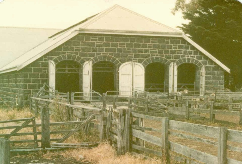 B1135 Woolshed