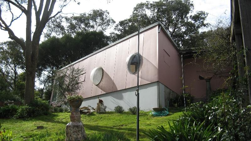 Burns house 1972 pavilion