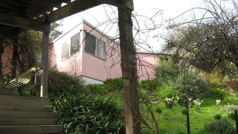 Burns house 1968 pavilion