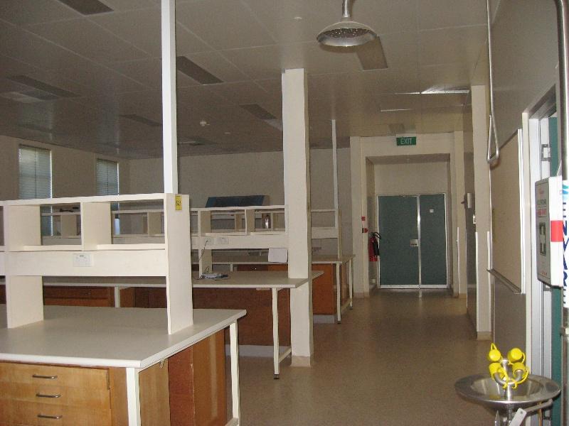 CSIRO 1937 lab interior