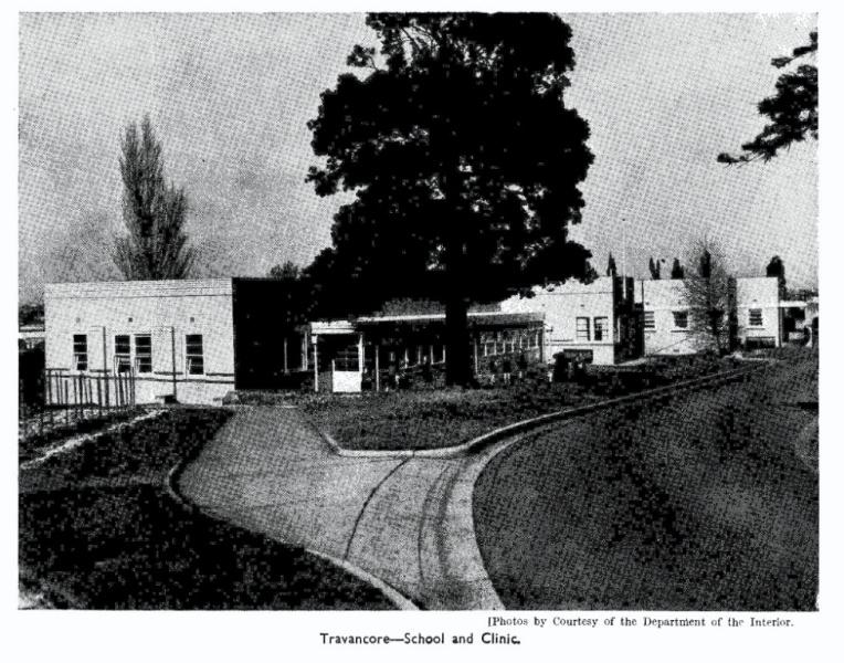 Travancore Special School c1950s