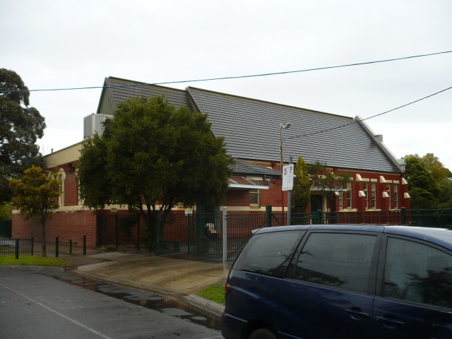 Parish Hall & Club Room (Former)