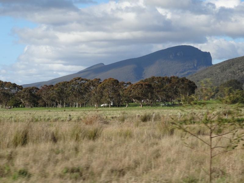 L10147 The Grampians Mt Sturgeon