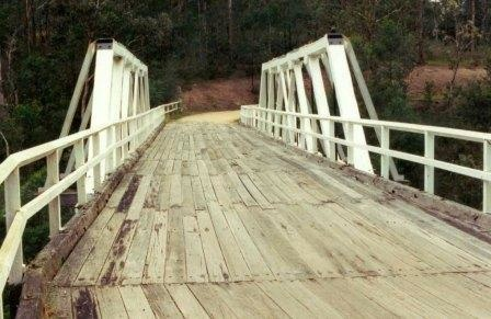 B6847 Murrindal Bridge