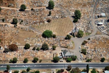 B6823 Bendigo Cemetery