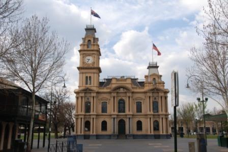 B1852 Town Hall