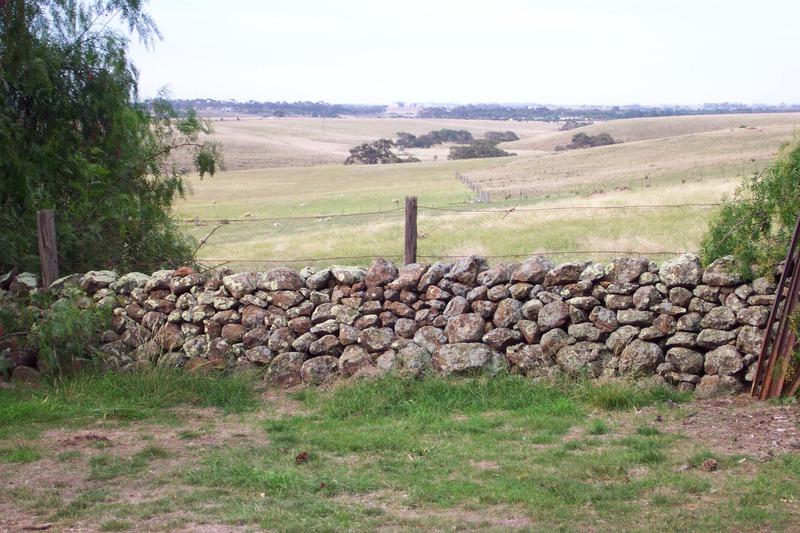 Dry Stone Wall R6