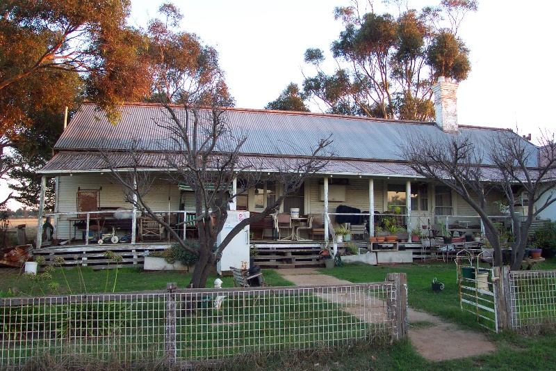 Mount Cottrell Homestead