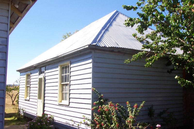 Jones' house