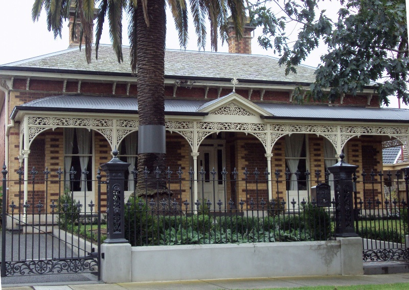 Residence at 39 Clarence Street