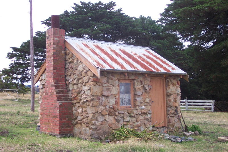 POW-built cottage