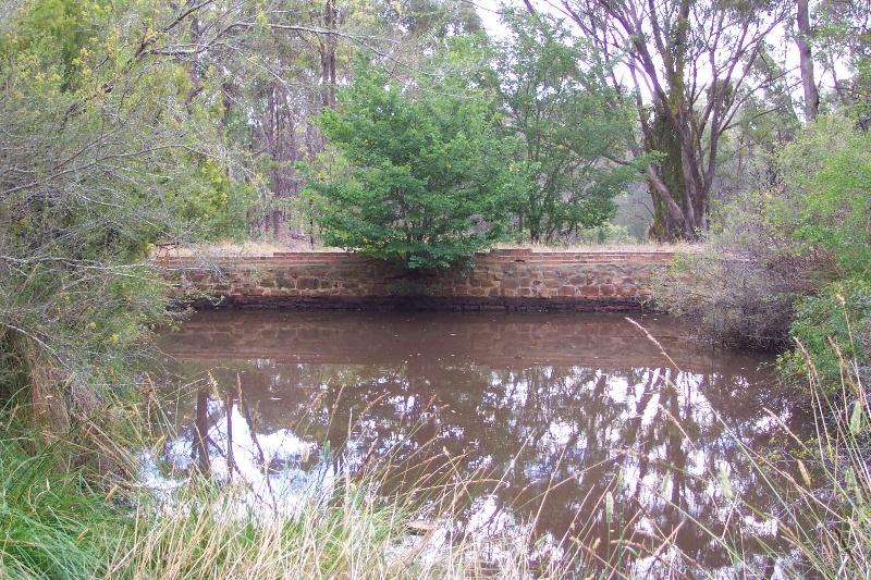 Hjorths Farm - Dam