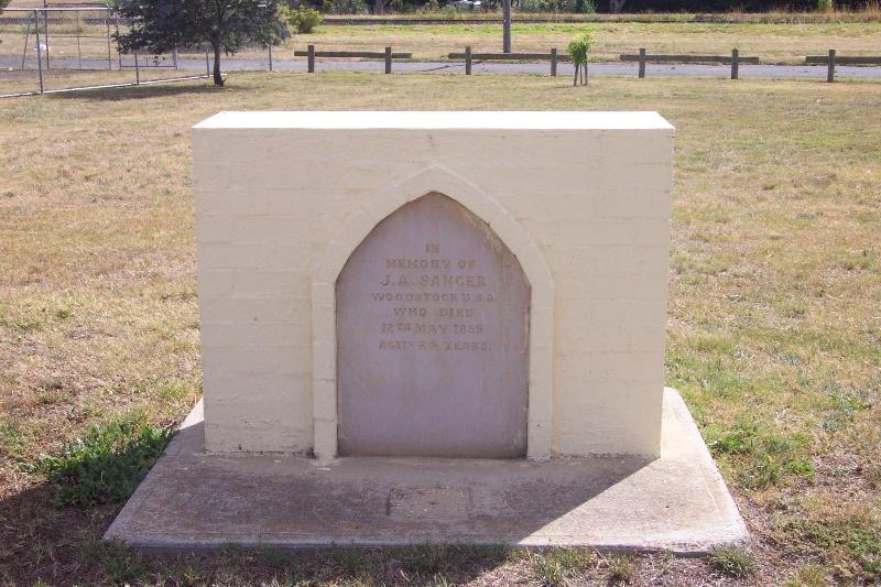 Sanger Grave