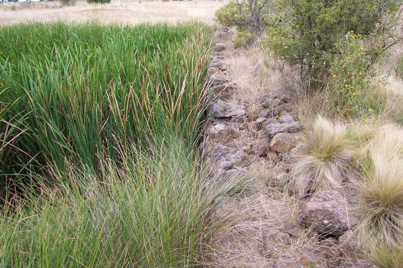 Former Murphy Dam