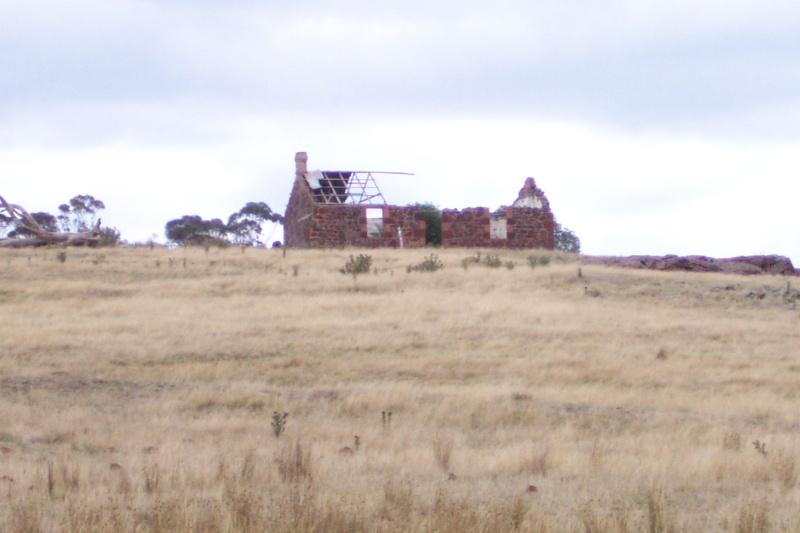 Mount Aitken site and ruin