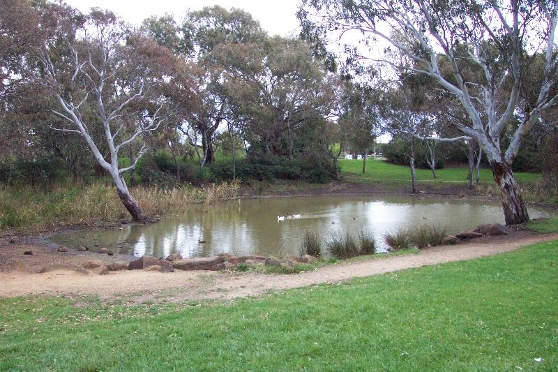 Former Melton Reservoir