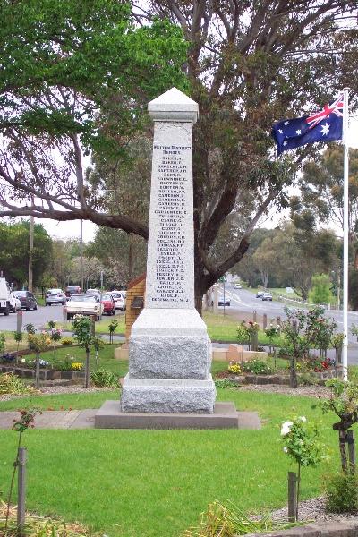 Obelisk War Memorial