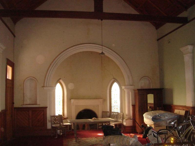 Interior of Nerowie