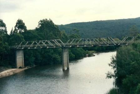 B2260 Genoa River Bridge