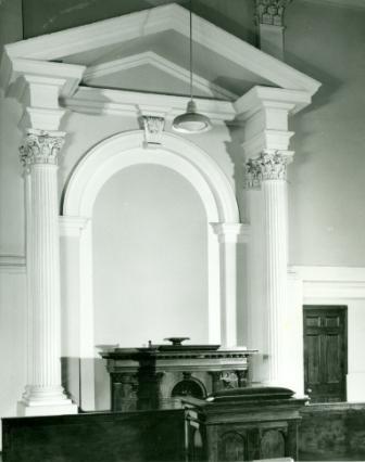 B0540 Baptist Church House