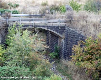 B6074 Bridge Inn Road Bridge