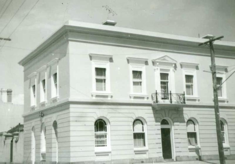 B1297 Frmr Bank of Victoria
